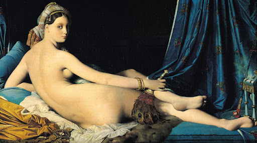 image Jean-Auguste-Dominique-Ingres-La-Grande-Odalisque-1814-thumb for term side of card