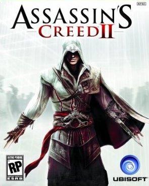 assassins_creed_2_cover Assassin's Creed II tem previsão para este mês
