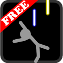 Ragdoll Laser Dodge Free icon