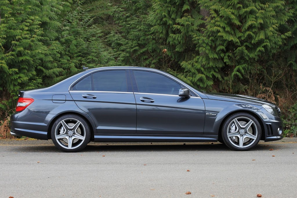 Mercedes Of Bellevue >> Photos :: 2010 Steel Grey C63 with 35% FormulaOne Classic ...
