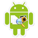 Android Explorer logo