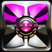 Next Launcher Theme Pink L