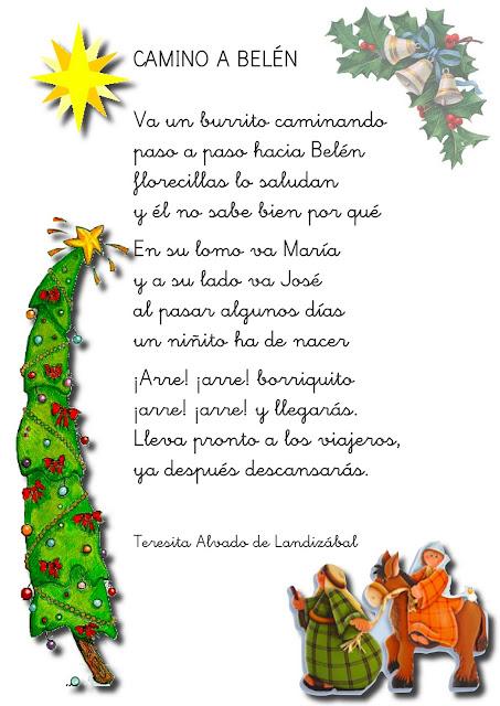 Poesias De Navidad Para Ninos