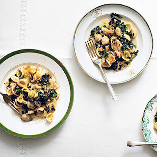 Orecchiette with Kale and Breadcrumbs Recipe