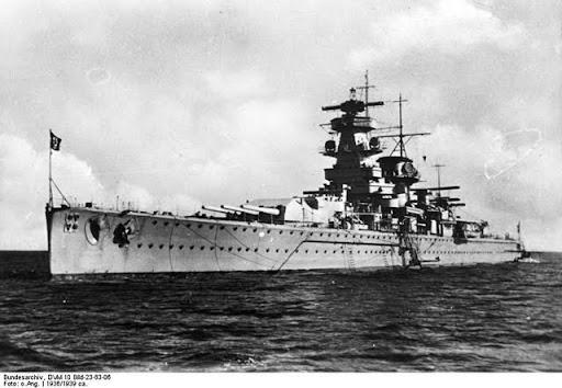 Destino Dos Navios K M S Bismarck