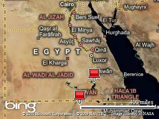 Aswan to Abu Simbel