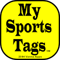 My Sports Tags icon