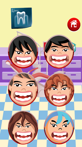 Teeth and Doctors Games
