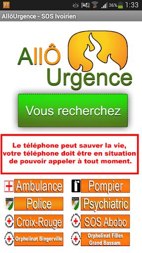 Allo Urgence - SOS Ivoirien