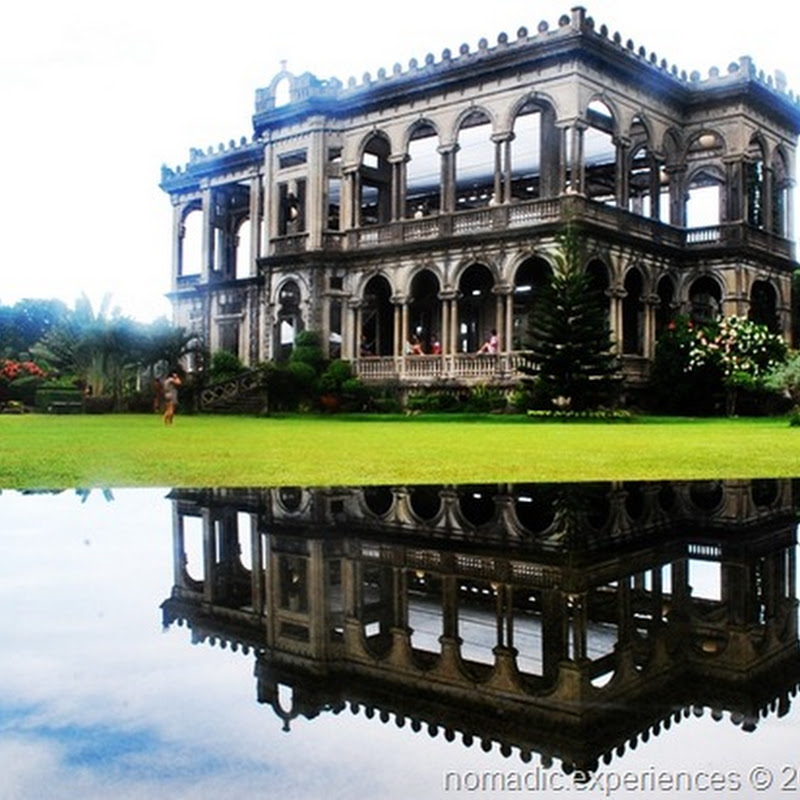 The Ruins in Talisay City – Built for the Romantics