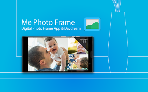 Google+ 相片相框 - Me Photo Frame