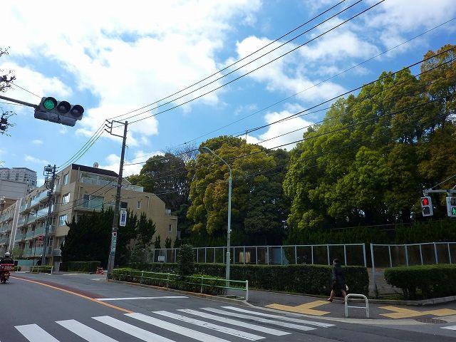 細川家伊皿子屋敷跡(高松宮邸)