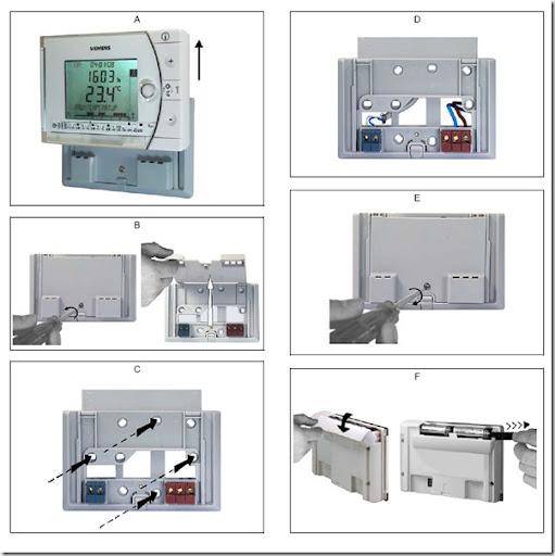 Siemens Rev11 - Programmare accensione caldaia ...