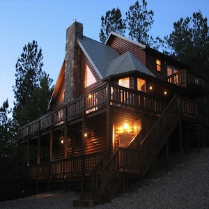 Beavers bend mountain vista android apps on google play for Lake cabin rentals near dallas