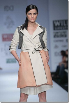WIFW SS 2011 collection by Vineet Bahl (22)