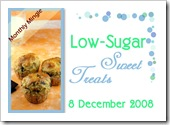 MM low-sugar sweet treats