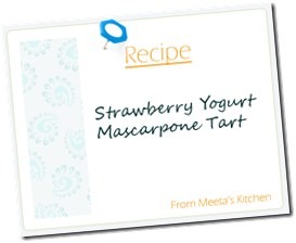 Meeta Recipe Card