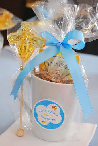 A Bird and The Bees Themed Baby Shower - via BirdsParty.com