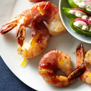 Shrimp + Prosciutto
