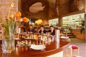 Sizilien - Addiopizzo - Kursaal Kalhesa - Die mafia-freie Kombination aus Restaurant, Bar und Buchladen