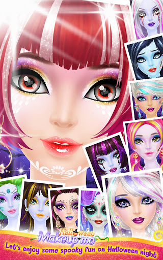 Halloween Makeup Me 1.2 screenshots 9