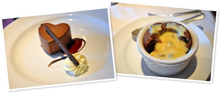 View dessert
