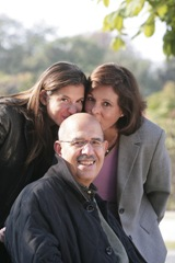 Mohamed ElBaradei and family