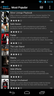 Shaw On Demand Search- screenshot thumbnail