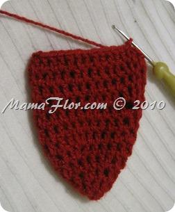 Gorro Tejido Crochet Santa Claus Papa Noel - IMG_0248