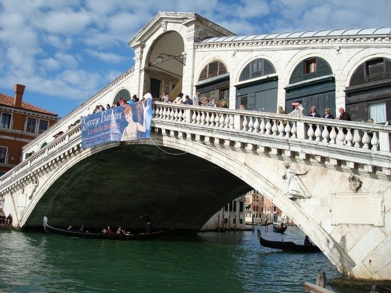 Bluoscar Ponte Di Rialto