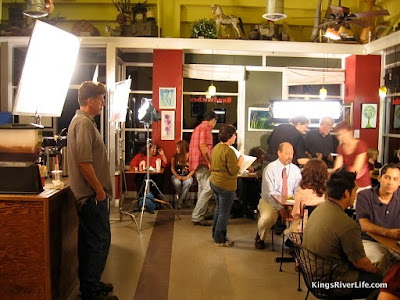 filming in Fresno