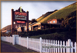 F. McLintocks Saloon & Dining House in Shell Beach, CA