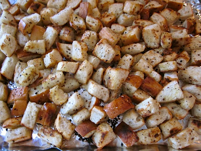 cool croutons