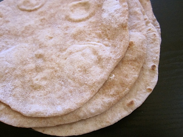 low fat tortillas