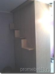 шкаф купе вид сзади