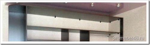 Что лучше сначала сделать шкаф-купе или натяжной потолок?