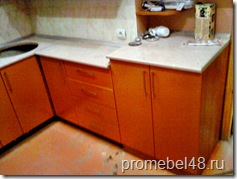 Фото компактной и вместительной угловой кухни