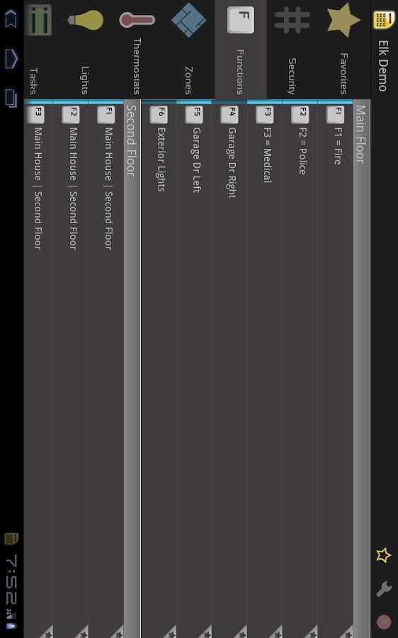 myKeypad Pro- screenshot