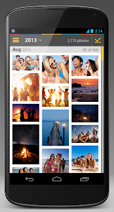 Photofeed - Cloud Photo Backup - screenshot thumbnail