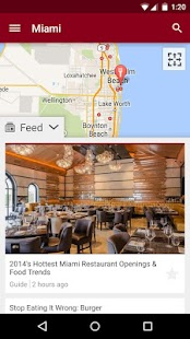 Zagat- screenshot thumbnail