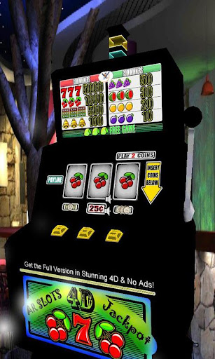 Awesome 4D Slots