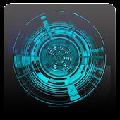 Tech Rings Live Wallpaper Free