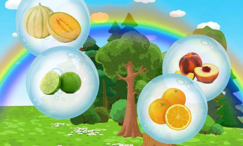 Fruits for Toddlers - screenshot