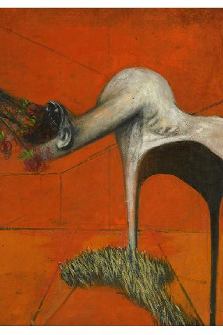Francis Bacon: five decades - screenshot