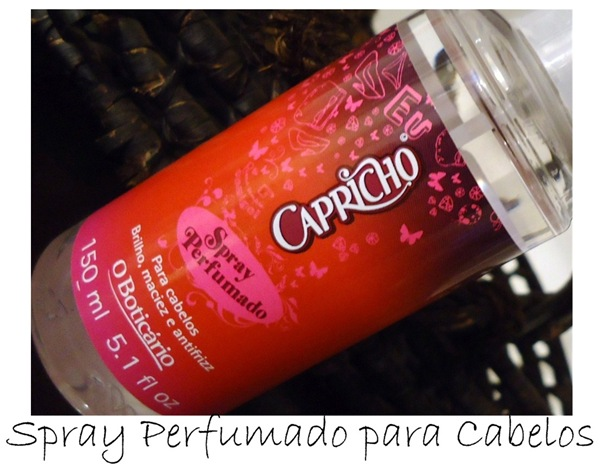 Capricho Spray Perfumado