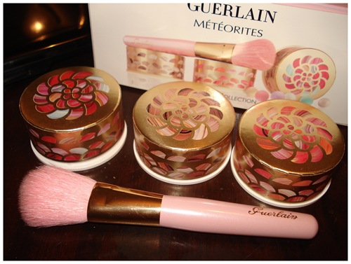 Méteorites Guerlain Trio Collection