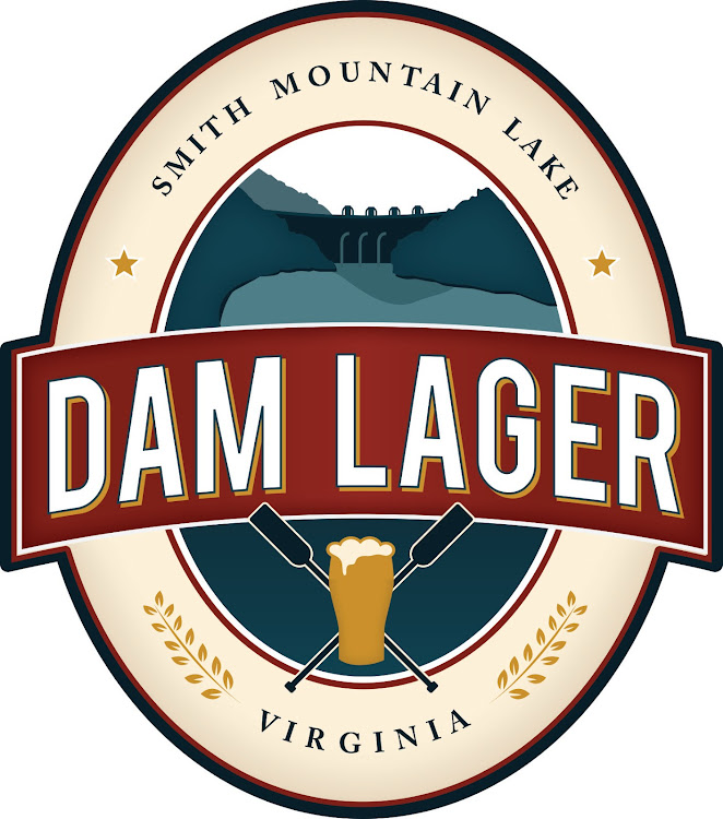 Logo of Sunken City Aged Dam Lager
