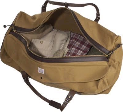 Filson Extra Large 345 Wheeled Duffle Bagleather Bags For Women