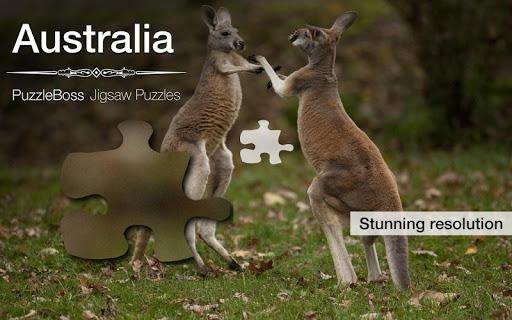 Australia Jigsaw Puzzles
