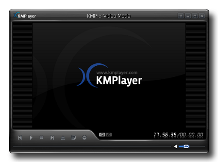 برنامج KMPlayer لتشغيل الصوتيات والفيديو للكمبيوتر